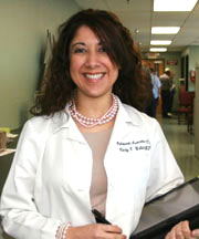 Cindy Urbina: Certified Surgical Technologist